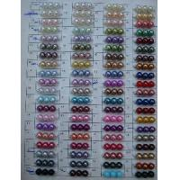 China Glass Pearl Beads of All Kinds Color Effects on sale