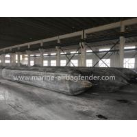 China 1.5m*12m Rubber Marine Air Bag Underwater Air Lift Bags For Launching Ships on sale