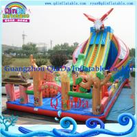 Inflatable Everest Slide: Used Commercial Inflatable Bouncers For Sale/bouncy