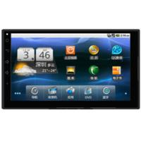 7 Inch Android 4.4.1 Quad-core Car GPS Navigation System, Universal for all, Builtin 16G Flash & WIFI & 4G dongle
