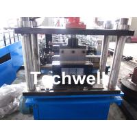 Quality 0.4 - 1.0mm Steel Wall Angle Roll Forming Machine With 60mm Axis Diameter for sale