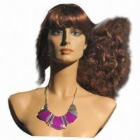 Quality Fashionable Mannequin Head, FPR Material, Various Styles are Available, Unbreakable for sale