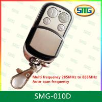 Quality SMG-010D Metal 4-channels rf clone remote control /Multi Frequency Duplicate for sale