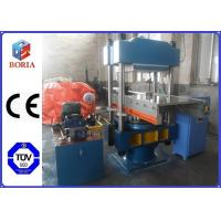 Quality PLC Rubber Press Machine , Hot Vulcanizing Machine With Push Pull Device for sale