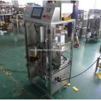 Quality Automatic Vacuum Tea Bag Packing Machine with Inner Bag and Outer bag for sale
