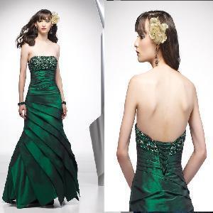 China Long Style Mermaid Bridesmaid Dress (AL20022) on sale