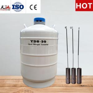 China TIANCHI Liquid Nitrogen Gas Cylinder 30L Price on sale