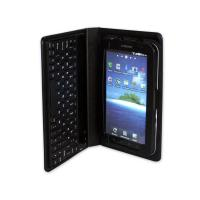 China Samsung Galaxy Tab leather Case with Bluetooth 2.0 Keyboard --SK-1A on sale