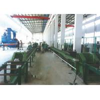 Quality Elevator Guide Rail Section Bar Cold Draw Bench Small Noise 0~18m/min Speed for sale