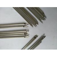 China Bright Annealed stainless steel tube, EN10305-1, 254SMo, 1*0.1*300mm, Application of precision instruments on sale