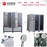 Quality Cathodic Arc PVD Plating Machine,  PVD ZrN Coating For Metal Showerhead for sale