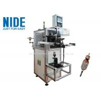Buy cheap Slot Induction Motor Winding Machine For Motor Rotor Outside Diameter 20 - 55mm from wholesalers