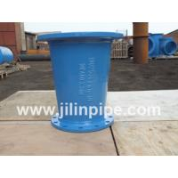 Quality ductile iron pipe fittings, double flanged taper/ reducer for sale