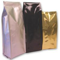 Buy cheap Gusseted Tea Foil Packaging Bags from Wholesalers