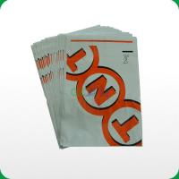 coloured polythene mailing bags and postal bags With Printing