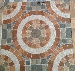 Buy cheap Dark Gray 400 X 400 Porcelain Floor Tiles , Outside Porcelain Tiles 400x400 from wholesalers
