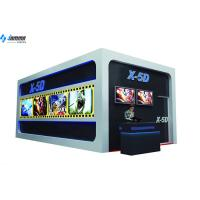 Quality Electronic System 5D Movie Theater 120 Pcs Movies Optional Voltage OEM Accepted for sale