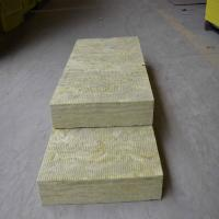 Thermal insulation rock wool board for wall insulation of for Mineral wool wall insulation