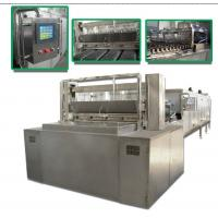 Quality 30kw Candy Production Line Fully Automatic Lollipop Pouring Machine for sale