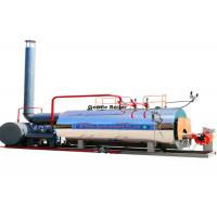 Quality Steam Output Fuel Oil Steam Boiler 1.5 Ton For Vulcanization Molding for sale