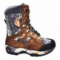 Quality Hunting Boot with Waterproof Camouflage Upper and Hydroguard Boot for sale