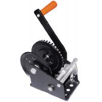 China 0.5 ton to 3 ton orange heavy duty manual hand winch lifting equipment on sale