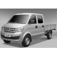 Quality C32 Double Cabin Mini Cargo Truck 2 Seat With Capacity 800 KG 1200cc Engine for sale