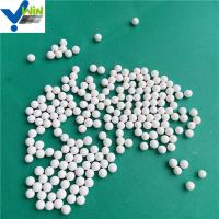 Quality Chinese alumina ceramic platinum oxide catalyst carrier beads for sale