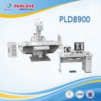 Buy cheap Thales intensifier R&F x-ray machine price PLD8900 from wholesalers