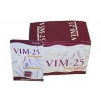 Quality Vim-25 Fast-Acting Natural Male Sex Enhancement Pills With All Herbal For Health Care for sale