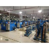 Quality Electrical Control Wire Twisting Machine / Low Noise Wire Extruder Machine for sale