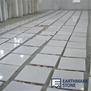 China White Jade Marble Tile on sale