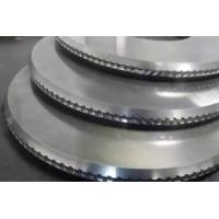Quality High Density Tungsten Carbide Roller Round Shape Surface Polished ISO 9001 Approved for sale
