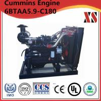 Buy New Cummins diesel engine for sale 6BTAA5.9-C180 at wholesale prices
