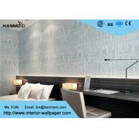 Buy cheap Modern Grey NonWoven Removable Wallpaper , Modern Wallpaper For Walls from Wholesalers