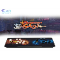 Quality Best Home Use Wifi 2448 Games In 1 Arcade Console For Pandora Gaming Box for sale