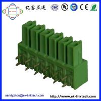 Quality F73-M-3.81 Manufacture 3.81mm Head for PCB Pluggable Terminal Blocks Connector for sale