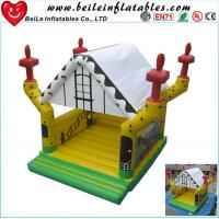 Quality Hot New design PVC inflatable bouncer  jumping castle for sale for sale