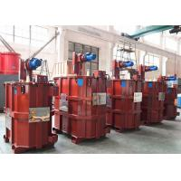 Quality Iron Tank Type High Voltage Cable Testing Equipment Variable Inductance Resonant Testing for sale