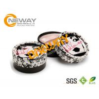 Buy cheap Eyelash Hanging Custom Printed Cosmetic Boxes Logo Printing Different Color from Wholesalers