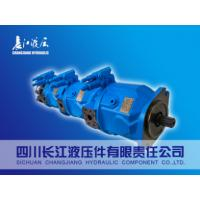 China Hydraulic Oil Piston Pump, CJA10VSO140  Series Hydraulic Axial Piston Pump for sale