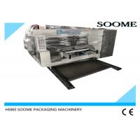 Quality Corrugated Carton Box Express Flexo Printer Slotter Die Cutter Making Machine for sale