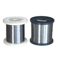 Quality Fe Base Heating Wire OCr21Al6Nb FeCrAl alloy 1mm~8mm heating resistance wire for braking resistor for sale