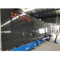 Quality ISO Insulating Glass Production Line Machine With Automatic Silicone Sealing Robot for sale