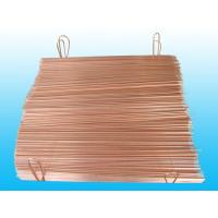 Quality Precise Coating Copper Double Wall Welded Pipe , wall thickness 0.7mm for sale