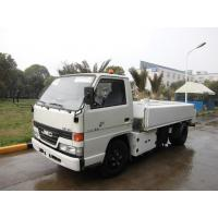Quality Eco Friendly Liquid Waste Truck , Sewage Cleaning Truck ISO Approved for sale