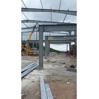 Quality Epoxy Resin Paint Warehouse Steel Structure Prefabricated Recyclable for sale