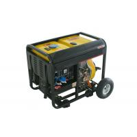 Quality 5KVA  Black   Open  Type Silent Diesel Generator 7500 for sale