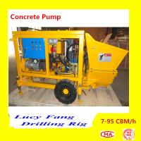 China Top-quality Hot High Pressure Concrete Shot Pump for Sale