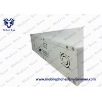 Quality Desktop 14 Band Prison Jammer Relative Humidity ≤90% Compatible With ICNIRP Standards for sale